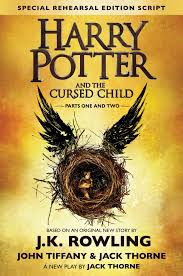 Harry Potter and The Cursed Child : BookReview
