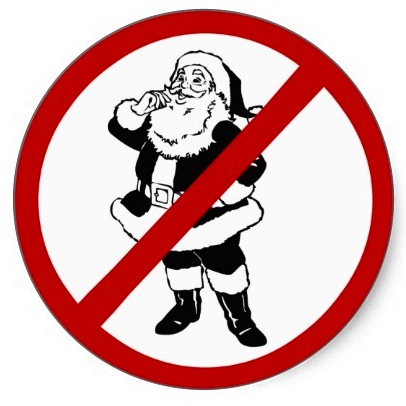 There Will Not Be a Santa Claus in MyHome.