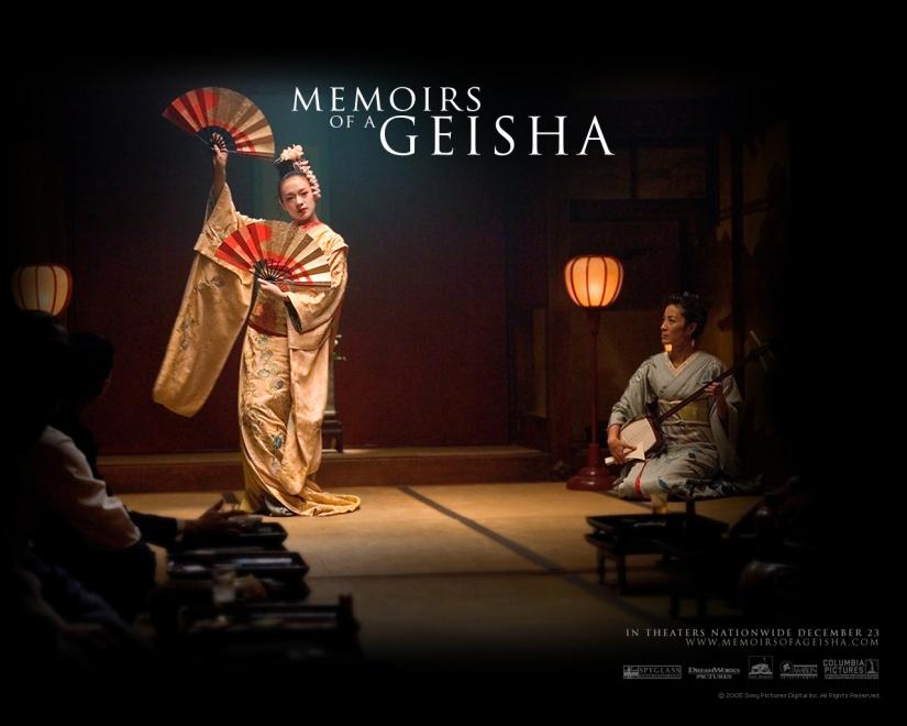 Memoirs of a Geisha by Arthur Golden : BookReview