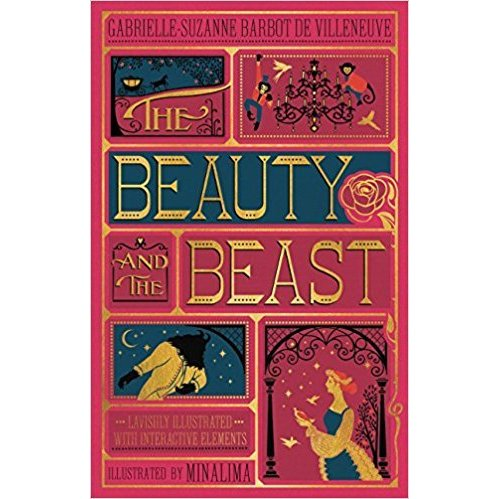 Beauty and the Beast (1740) : BookReview
